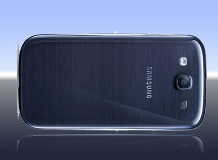 Samsung Galaxy Grand - Metallic Blue2