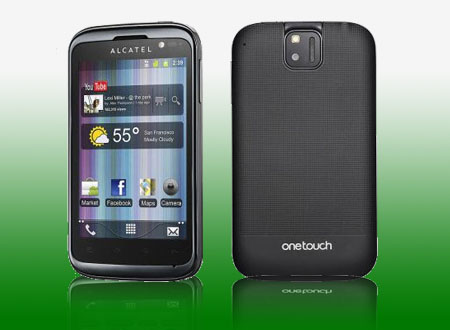 Alcatel One Touch 991D-f
