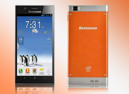 Lenovo K900 32 GB Orange