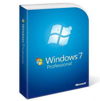 MS-WINDOWS 7 Pro 64 Bit