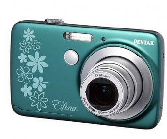 Pentax Efina Digital Camera -3
