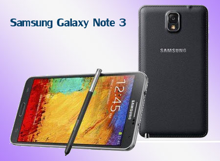 Samsung Galaxy Note 3 -f