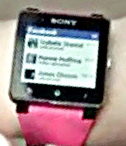 Sony Smart Watch 2-3