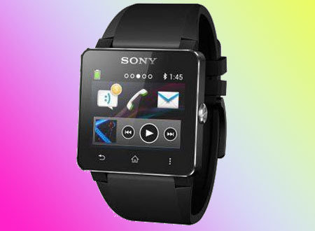 Sony Smart Watch 2-f