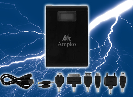 Ampko Power Bank 11200mAh-f