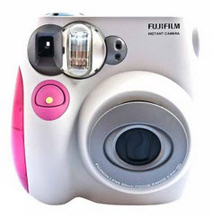 Fuji Film Instax Mini Camera 7s