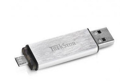 TrekStor USB Stick DUO | Flash drive 2 หัว ขนาด 32 GB