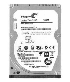 Seagate Laptop SSHD ST500LM000-2