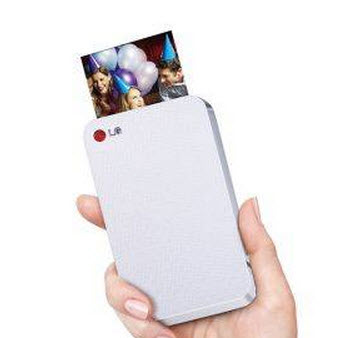 LG Pocket Photo  PD233
