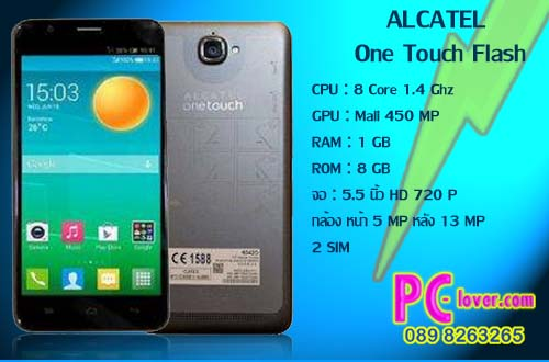 ALCATEL  One Touch Flash-f