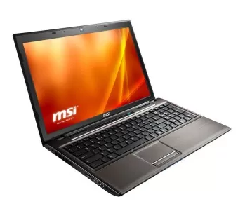 MSI Gaming Notebook CX61-2