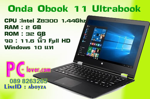 Onda Obook 11 Ultrabook-f